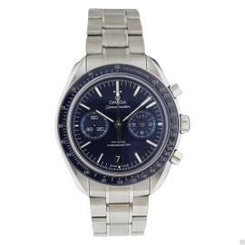Omega Speedmaster 311.90.44.51.03.001 Co-Axial Chronograph Blue Dial Watch