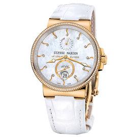 Ulysse Nardin 266-66B/991 Maxi Marine Chronometer Ladies Watch