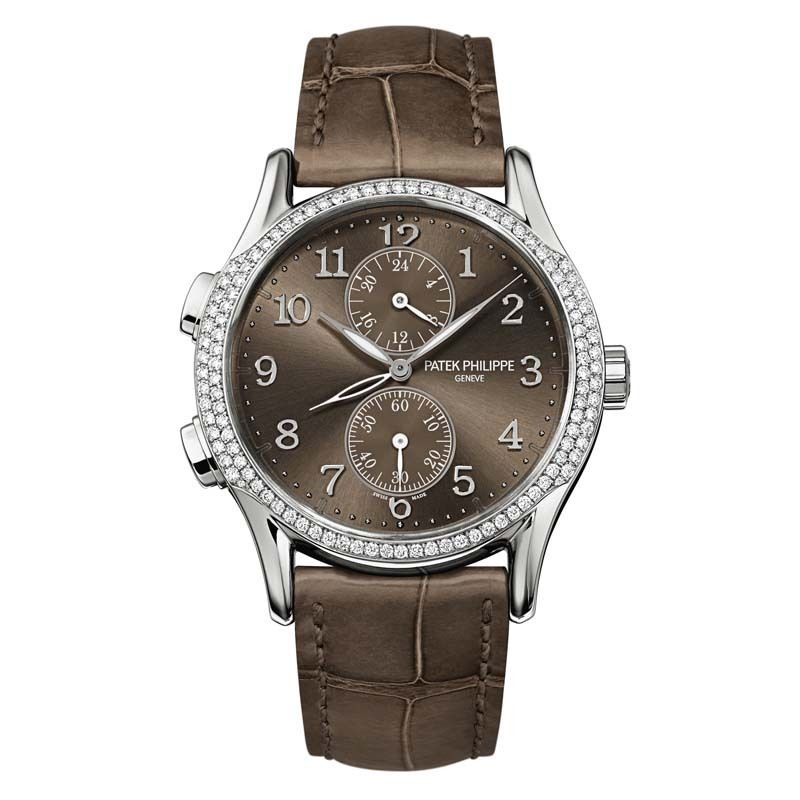 Patek Philippe Complications 7134G-001 18K White Gold Womens 35mm