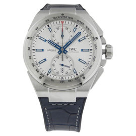 IWC Ingenieur Chronograph Racer IW378509 Stainless Steel 45.5 mm Watch
