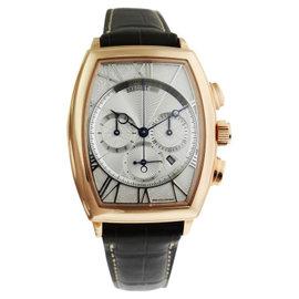 Breguet Heritage Chronograph 5400BR/12/9V6 18K Rose Gold Tonneau Watch