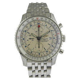 Breitling Navitimer a2432212/g571 Stainless Steel Automatic 46mm Mens Watch