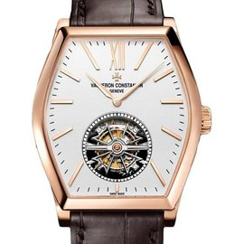 Vacheron Constantin 30130/000r-9754 Malte Tourbillon 18K Rose Gold Tonneau 38mm X 43mm Watch