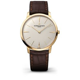 Vacheron Constantin 81180/000j-9118 Patrimony Grand Taille 40mm Watch