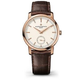 Vacheron Constantin 82172/000r-9382 18K Rose Gold Mens Watch