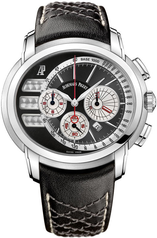 "Image of ""Audemars Piguet Millenary 26142st.oo.d001ve.01 Stainless Steel &"""