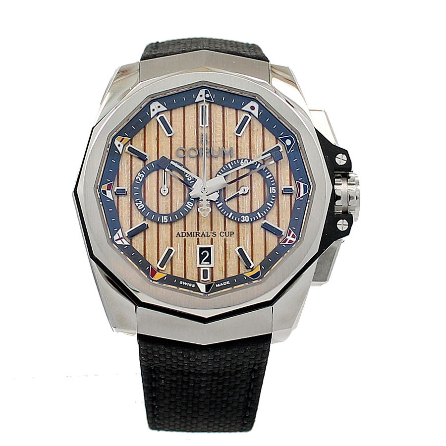 """Image of """"Corum Admiral's Cup AC-One 45 A116/02599 Chronograph Stainless Steel"""""""