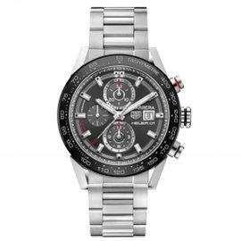 Tag Heuer Carrera Caliber Heuer 01 car201w.ba0714 Stainless Steel 43mm Mens Watch