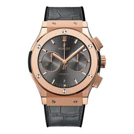 Hublot Classic Fusion 511.ox.7081.lr 18K Rose Gold Automatic 45mm Mens Watch
