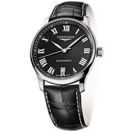 Longines Master L2.628.4.51.7 Stainless Steel Automatic 38.5mm Mens Watch