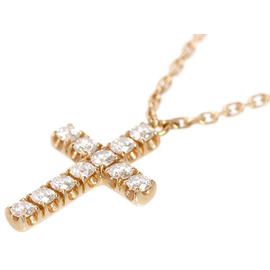 Cartier 18K Rose Gold Pendant Necklace