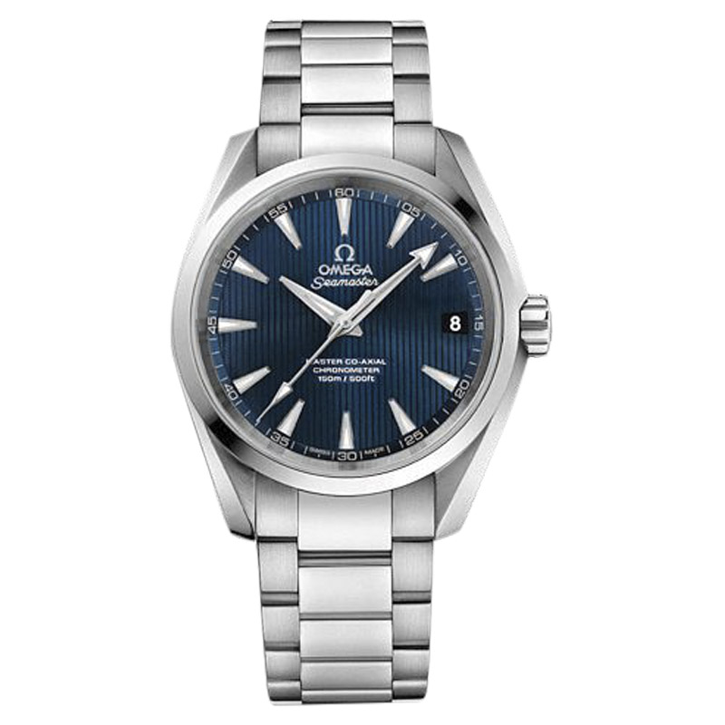 "Image of ""Omega Seamaster 231.10.39.21 Stainless Steel 38.5mm Mens Watch"""