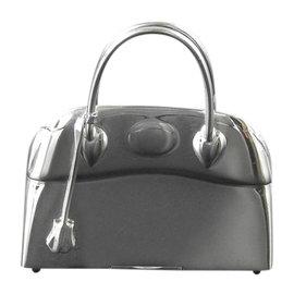 Hermes SV925 Sterling Silver Bag Motif Pendant