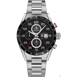 Tag Heuer Carrera Caliber CAR2A11.BA0799 Stainless Steel 41mm Mens Watch