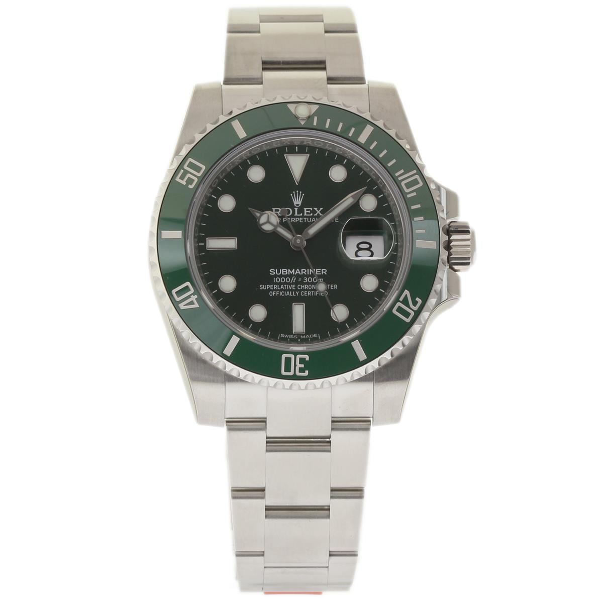"Image of ""Rolex Submariner 116610 Stainless Steel 40mm Mens Watch"""