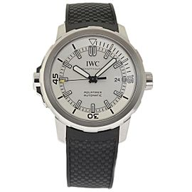 IWC Aquatimer IW329003 Stainless Steel & Rubber Automatic 42mm Mens Watch