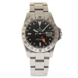 Rolex Explorer II Steve McQueen 1655 Stainless Steel 40mm Mens Watch 1970