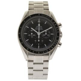 Omega Speedmaster 311.30.42.30.01.005 Stainless Steel Black Dial 42mm Mens Watch
