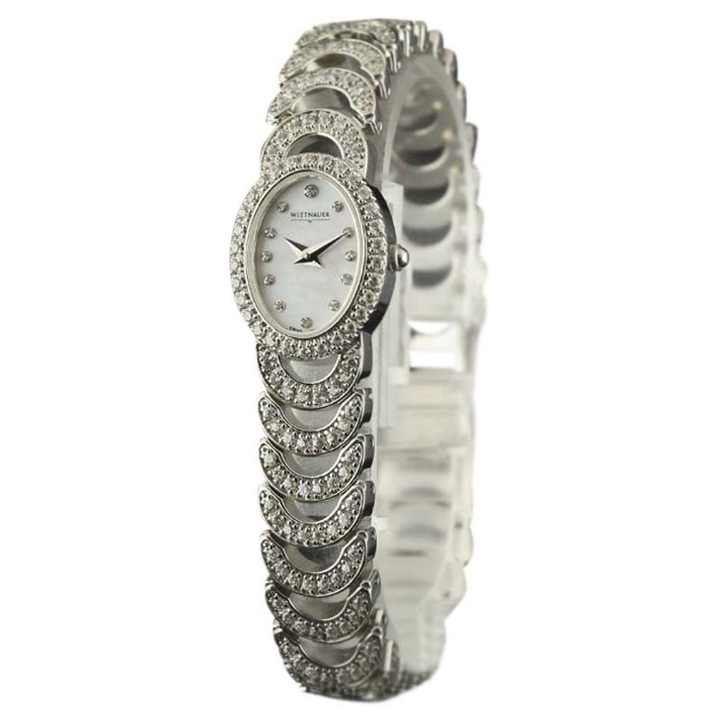 "Image of ""Wittnauer A4 Stainless Steel 20mm Womens Watch"""