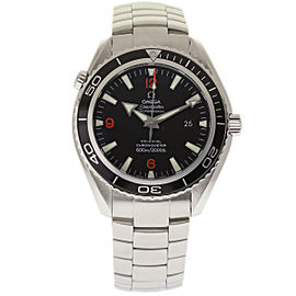Omega Planet Ocean Seamaster 2200.51.00 Stainless Steel 45mm Mens Watch