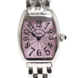 Franck Muller Cintree Curvex 2251QZ Stainless Steel 22mm Womens Watch