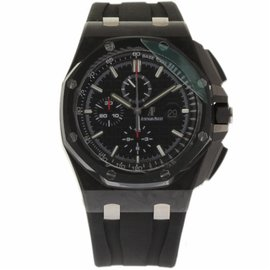 Audemars Piguet Royal Oak Offshore 26400AU.OO.A002CA.01 Ceramic & Rubber Automatic 44mm Mens Watch