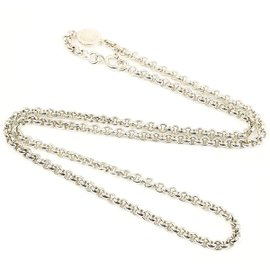Hermes 925 Sterling Silver 925 Necklace