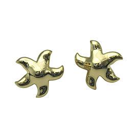 Pomellato Star Fish 750 Yellow Gold Earrings