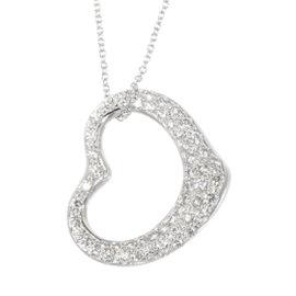 Tiffany & Co. 950 Platinum and Diamond Necklace