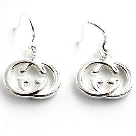 Gucci 925 Sterling Silver Earrings