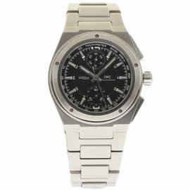 IWC Ingenieur IW372501 Stainless Steel Automatic Black Dial 42.5mm Mens Watch