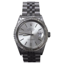 Rolex Datejust Thunderbird 16250 Stainless Steel 36mm Mens Watch 1979