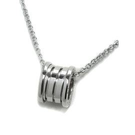 Bulgari B.Zero1 18K White Gold Necklace