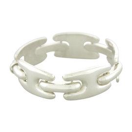 Gucci 925 Sterling Silver Link Bracelet
