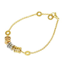 Bulgari B.Zero1 18K Yellow White Rose Gold Bracelet