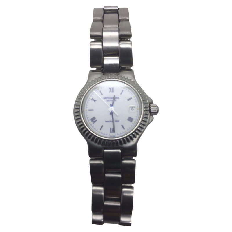 "Image of ""Raymond Weil Amadeus 200 Stainless Steel Quartz 26mm Womens Watch"""