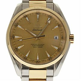 Omega Aqua Terra 231.20.42.21.08.001 150M Master Co-Axial 41mm Men's Watch