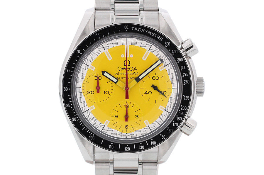 "Image of ""Omega Speedmaster 3510.12 Stainless Steel Automatic 38mm Mens Watch"""