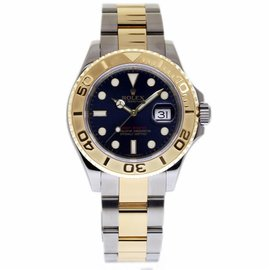 Rolex Yacht Master 16623 Stainless Steel & 18K Yellow Gold 40mm Mens Watch
