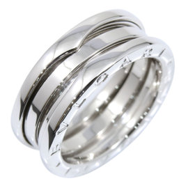 Bulgari B-Zero 1 18K White Gold Ring Size 7.25
