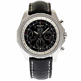 Breitling Bentley A4436412/BE17 Stainless Steel Automatic 49mm Mens Watch