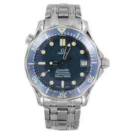 Omega Seamaster 2551.80 Professional Blue Dial Midsize Automatic Unisex Watch