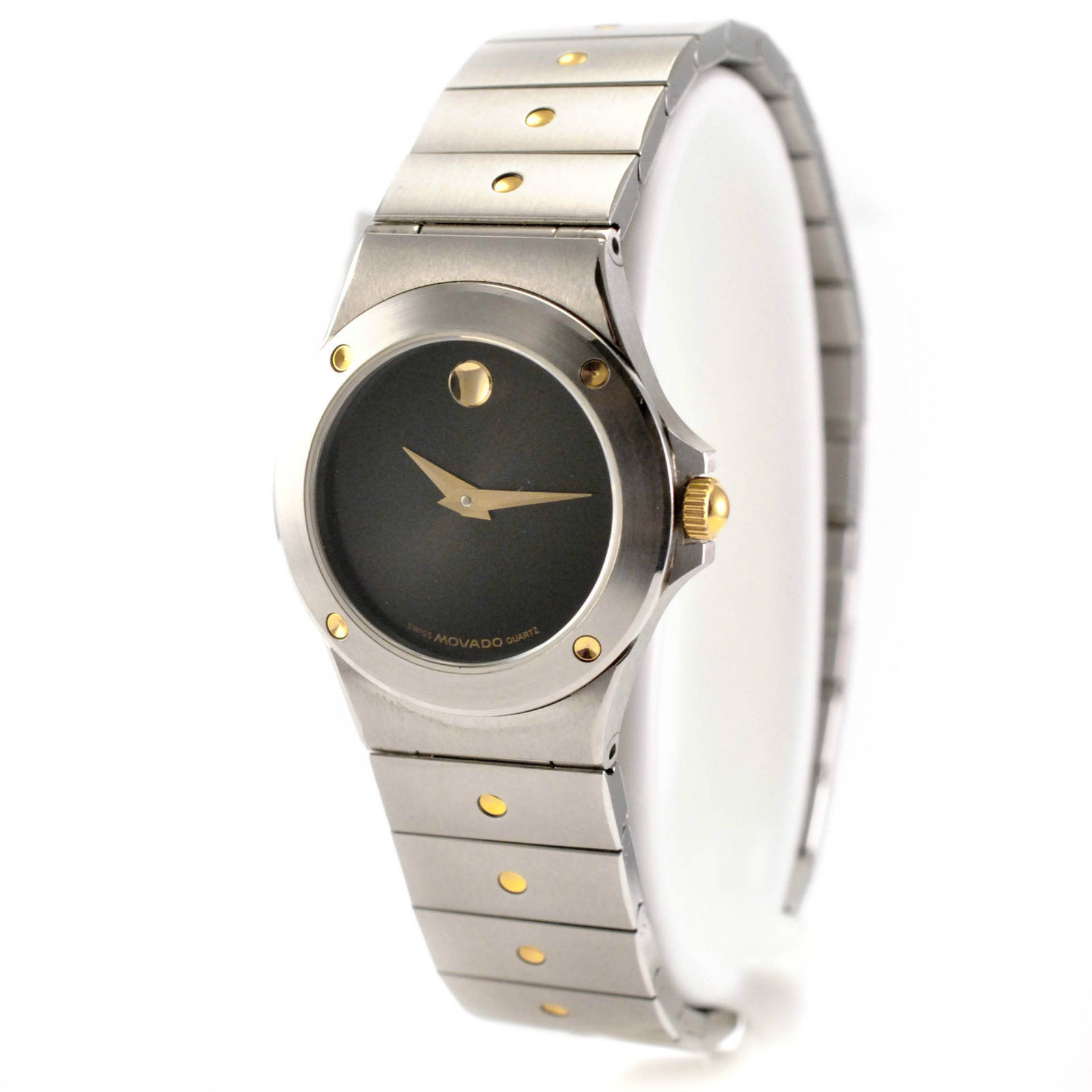 "Image of ""Movado Model 86.36.816.02 With Stainless Steel Ladies Watch"""