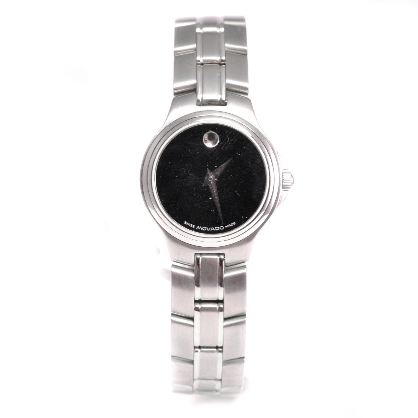 """Image of """"Movado Women's 84-E3-828 stainless steel Quartz Watch"""""""