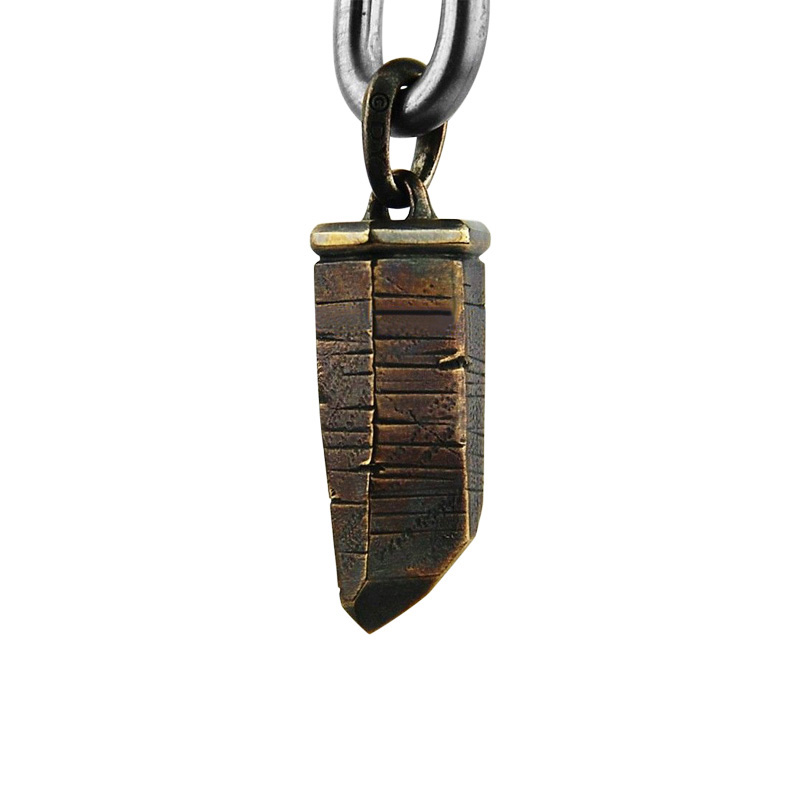 "Image of ""David Yurman Large Crystal Amulet Talisman Pendant"""