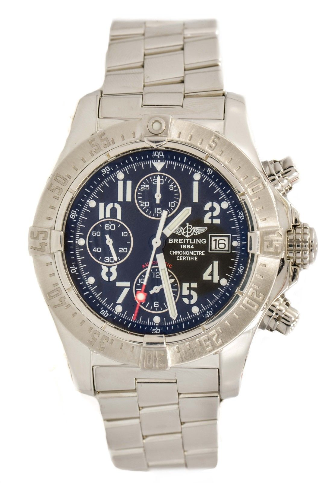 """Image of """"Breitling Avenger Skyland A13380 Chronograph Stainless Steel Automatic"""""""
