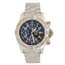 Breitling Avenger Skyland A13380 Chronograph Stainless Steel Automatic Men's Watch