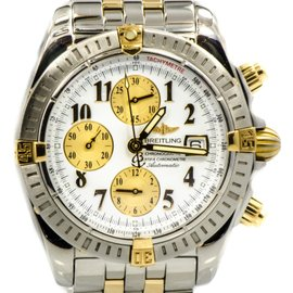 Breitling B13356 Chromatic Evolution 18K Two-Tone Automatic Men's Watch