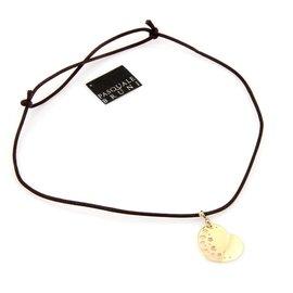 Pasquale Bruni 18K Yellow Gold Le Monde Heart Pendant Necklace
