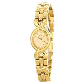 Bulova 97L83 Gold-Tone Bracelet Womens Watch